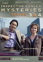 The Inspector Lynley Mysteries - Series 3 & 4 (Boxset)