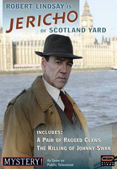 Jericho of Scotland Yard - Set 1 (Boxset)