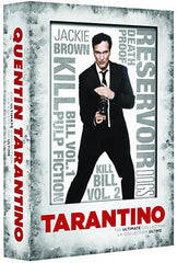 Quentin Tarantino - The Ultimate Collection (WITHOUT Collectible Samurai) (Boxset)
