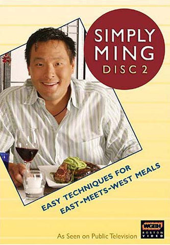 Simply Ming - Disc. 2 DVD Movie