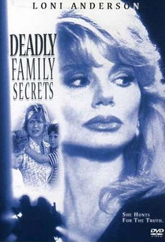Deadly Family Secrets DVD Movie