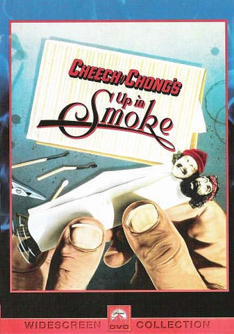 Cheech And Chong's Up In Smoke DVD Movie