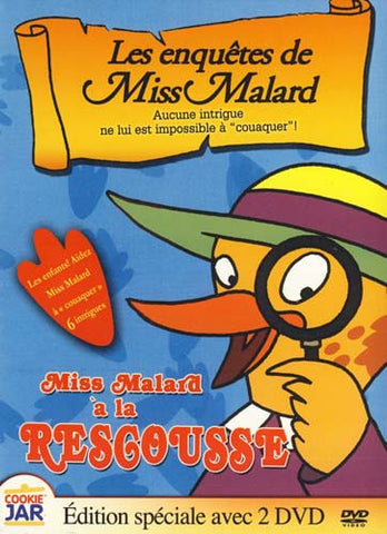 Miss Malarda La Rescousse DVD Movie