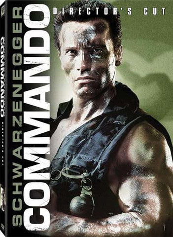 Commando (Director's Cut) DVD Movie