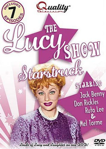 The Lucy Show - Starstruck DVD Movie