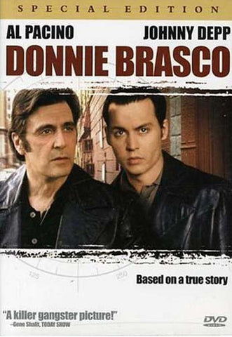 Donnie Brasco (Special Edition) DVD Movie