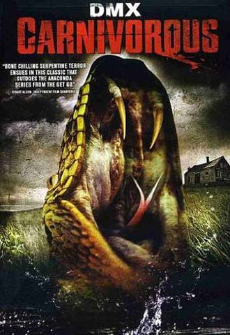 Carnivorous DVD Movie