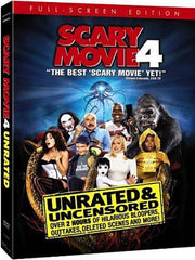 Scary Movie 4 (Unrated And Uncensored) (Full Screen Edition) (USED)