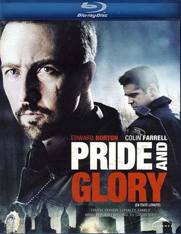 Pride and Glory (Bilingual) (Blu-ray) BLU-RAY Movie