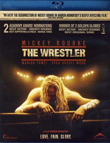The Wrestler (Bilingual) (Blu-ray) BLU-RAY Movie