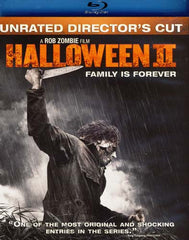 Halloween II - Unrated Director s Cut (Blu-ray)