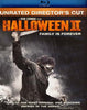 Halloween II - Unrated Director s Cut (Blu-ray) BLU-RAY Movie