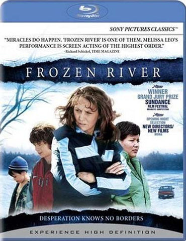 Frozen River (Blu-ray) BLU-RAY Movie