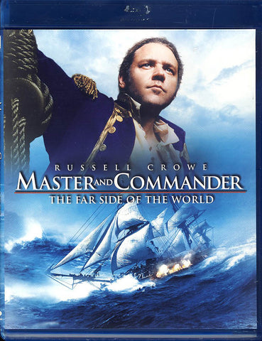 Master And Commander - The Far Side Of The World (Blu-ray) BLU-RAY Movie