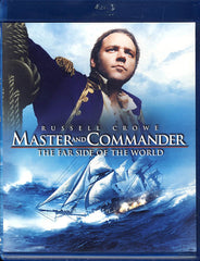 Master And Commander - The Far Side Of The World (Blu-ray)