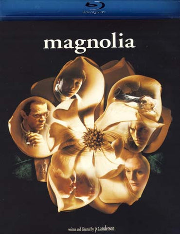 Magnolia (Blu-ray) BLU-RAY Movie