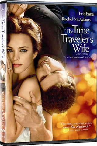 The Time Traveler s Wife (Bilingual) DVD Movie