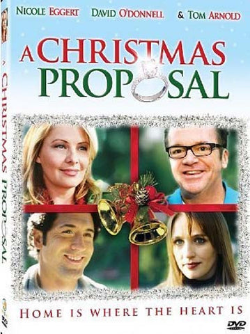 A Christmas Proposal DVD Movie