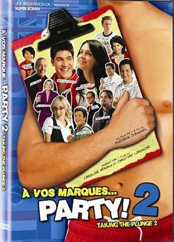 A Vos Marques, Party! 2 (Bilingual) DVD Movie