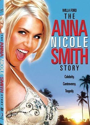 Anna Nicole Smith DVD Movie