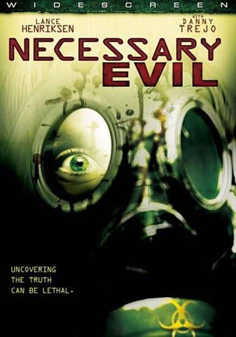 Necessary Evil DVD Movie