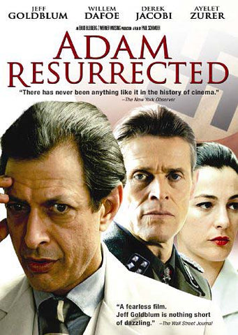 Adam Resurrected DVD Movie