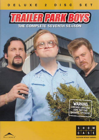 Trailer Park Boys - The Complete Season Seventh (7) - Deluxe 2 Disc Set (Keepcase) DVD Movie