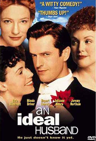 An Ideal Husband (Rupert Everett) DVD Movie