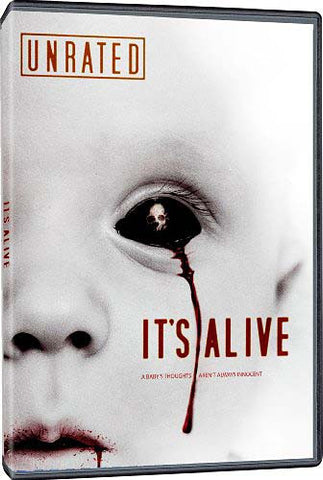 It's Alive (Unrated) (Josef Rusnak) DVD Movie
