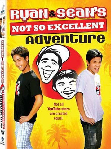Ryan and Sean's Not So Excellent Adventure DVD Movie