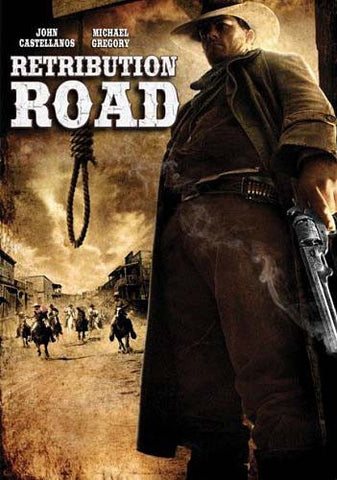 Retribution Road DVD Movie