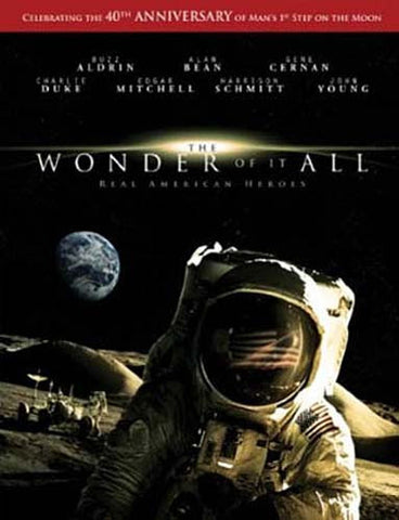 The Wonder of It All DVD Movie