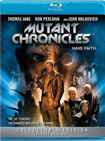 Mutant Chronicles - Collector's Edition (Director's Cut) (Blu-ray) BLU-RAY Movie
