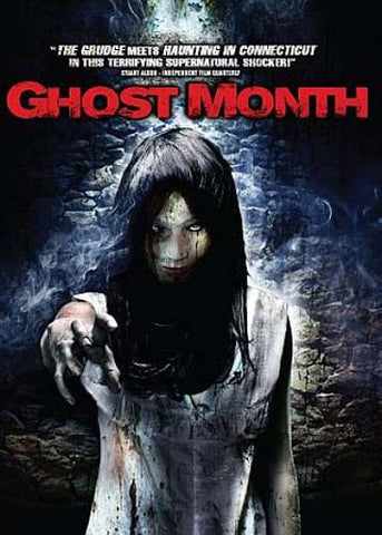 Ghost Month DVD Movie