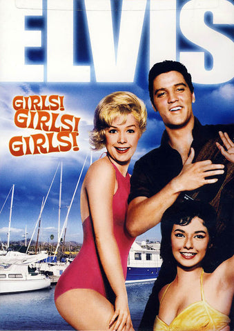 Girls! Girls! Girls! (Elvis) DVD Movie