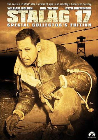 Stalag 17 (Special Collector's Edition) DVD Movie