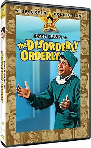 The Disorderly Orderly DVD Movie