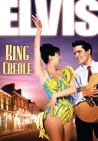 King Creole (Elvis) DVD Movie