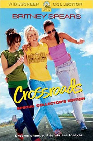 Crossroads DVD Movie