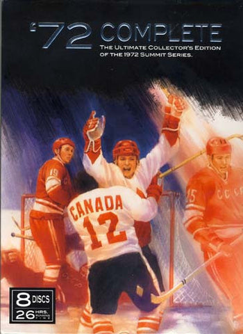 '72 Complete - The Ultimate Collector's Edition of the 1972 Summit Series (Boxset) DVD Movie