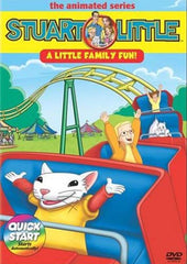 Stuart Little - A Little Family Fun!