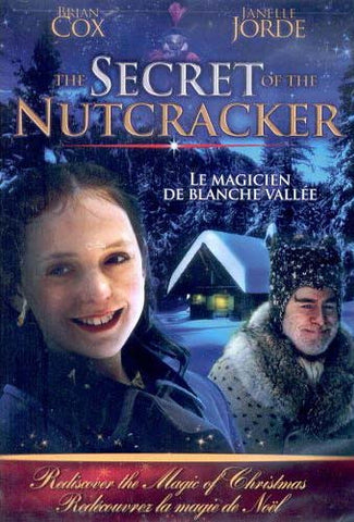The Secret of the Nutcracker (Bilingual) DVD Movie