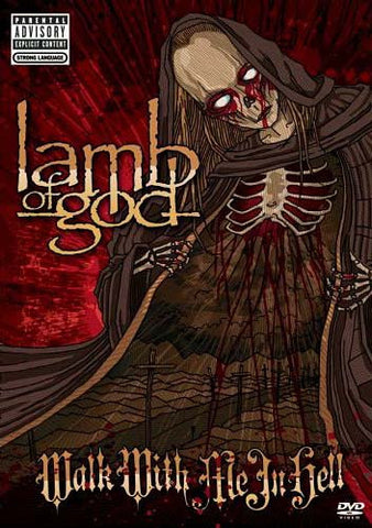 Lamb of God - Walk with Me in Hell DVD Movie