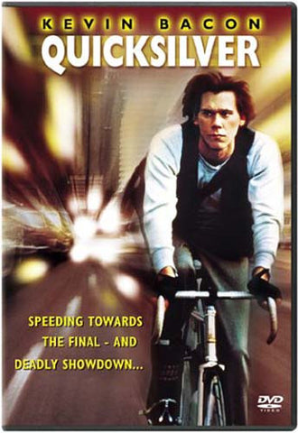 Quicksilver DVD Movie