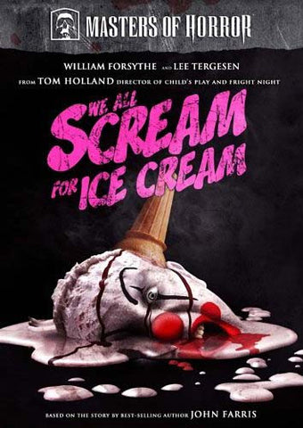 Masters of Horror - We All Scream for Ice Cream DVD Movie