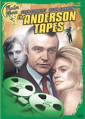 The Anderson Tapes DVD Movie