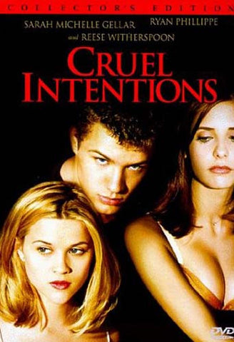 Cruel Intentions (Collector's Edition) DVD Movie