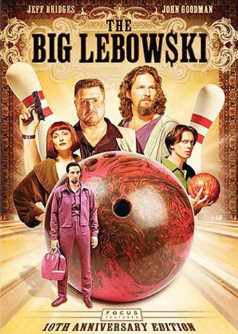 The Big Lebowski (10th Anniversary Edition) DVD Movie