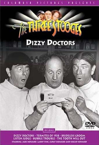 The Three Stooges - Dizzy Doctors DVD Movie