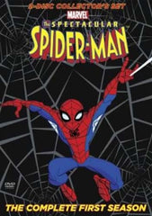 The Spectacular Spider-Man - The Complete Season 1